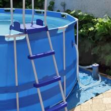 Filtración piscinas elevadas