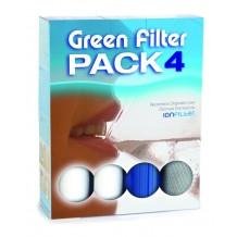 Pack filtros standard Green filter-4