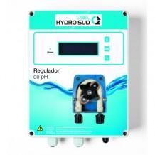 Regulador automático de pH